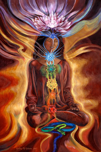 When the Twin Flame Kundalini rises and Souls merge – True