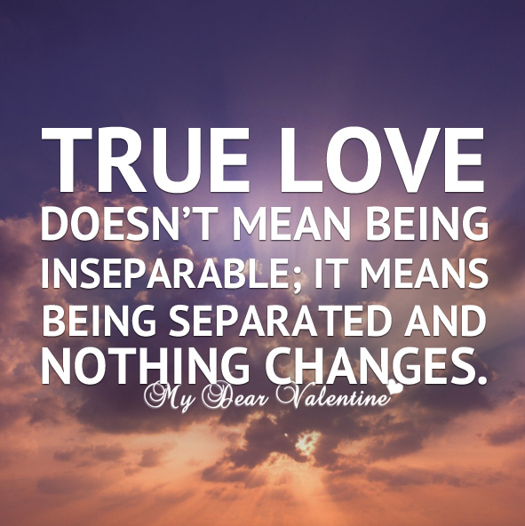 Quotes About True Love UNwj. The Problem With True Love