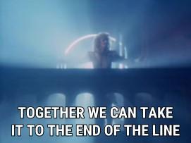 Bonnie Tyler, Eclipse totale del cuore, più veloce della velocità della notte